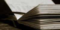 A importância de um diário
