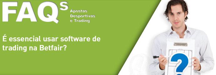 Software de trading betfair