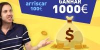 Como arriscar 100 e GANHAR 1000