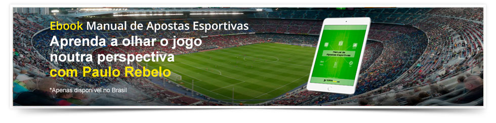 Manual das apostas desportivas ebook