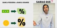 Explicar o conceito de Banca Pequena vs Banca Grande