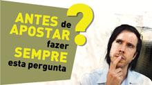 Diário Brasileirão: jogo 3, parte 1, Fazer sempre esta pergunta