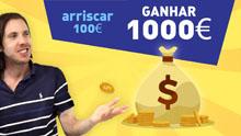 Diário Brasileirão: jogo 4, parte 3, Arriscar 100 e ganhar 1000
