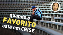 Diário Brasileirão: jogo 5, parte 1, Favorito em crise